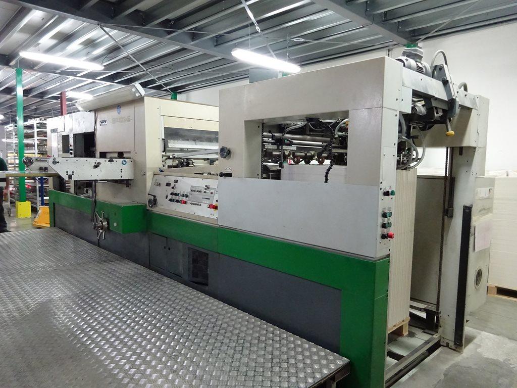 Color printing bobst - Bobst Sp 103 E 1994 D2134 B01 Jpg