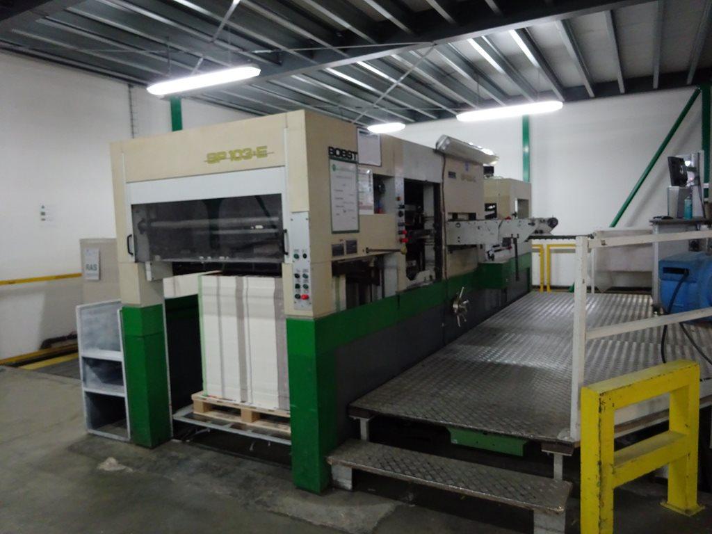 Color printing bobst - Bobst Sp 103 E 1994 D2134 B02 Jpg