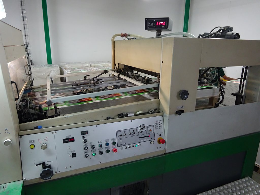 Color printing bobst - Bobst Sp 103 E 1994 D2134 B03 Jpg