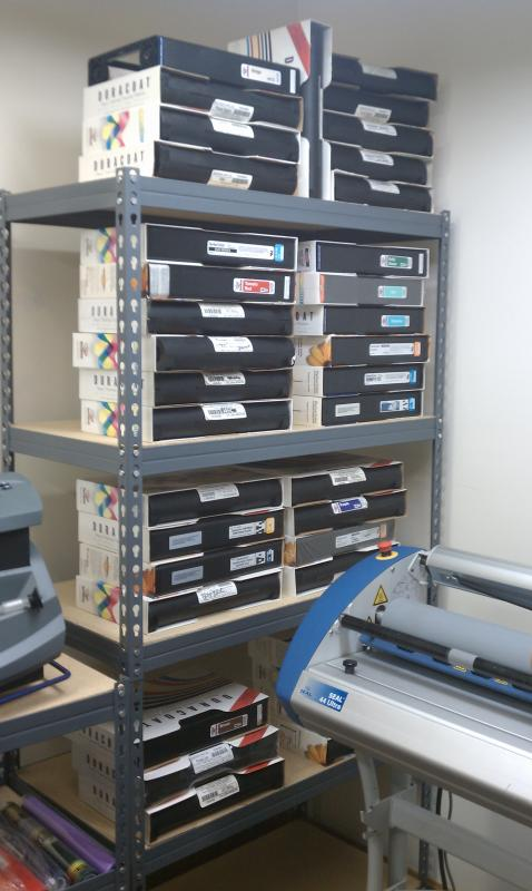 Gerber Edge 2 and Envision Cutter for sale | Color Printing Forum