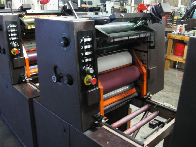 Price Reduced on DIDDE Mini Variable Web press | Color Printing Forum