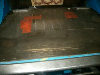 Die Cutter Standard Box Co 20x27 Clam Shell Econocut Year 2001