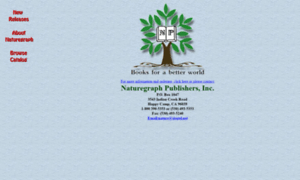 Naturegraph Publishers
